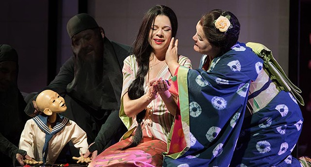The Met 2019: Madama Butterfly