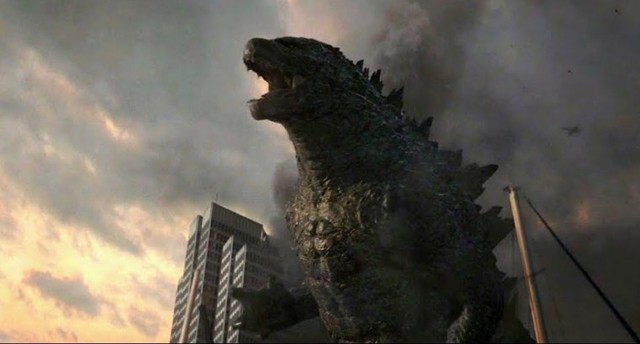 Godzilla II: King of the Monsters - 2D