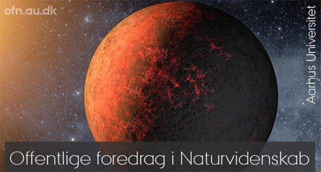Foredrag: Hunting exoplanets and life in the Universe - 2019